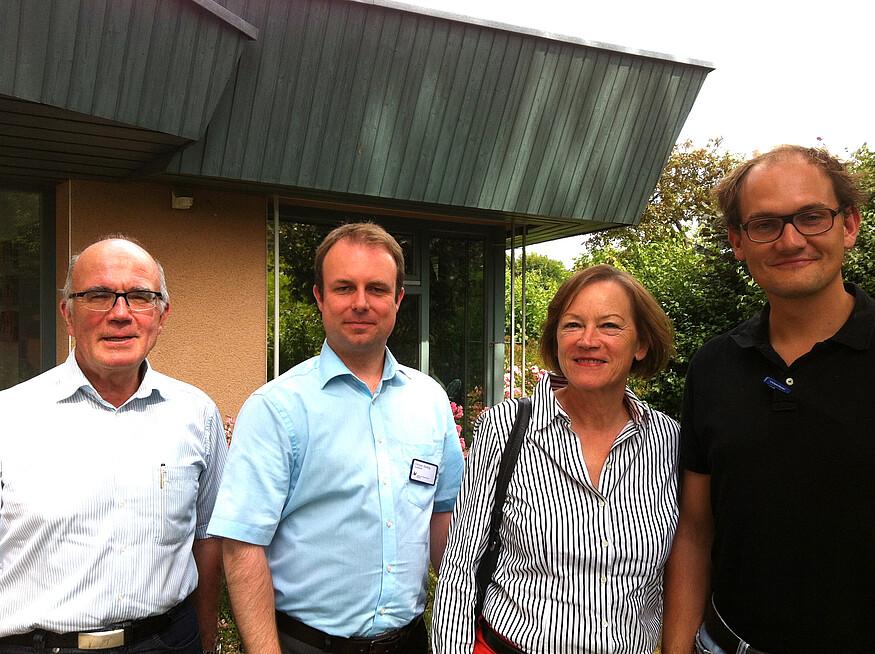 Irmingard Schewe-Gerigk: GRÜNE Ennepe-Ruhr-Kreis